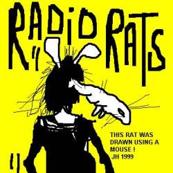 Radio Rat Portrait by Jonathan Handley 1999