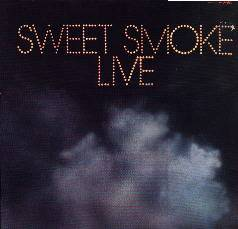 Sweet Smoke Live album cover
