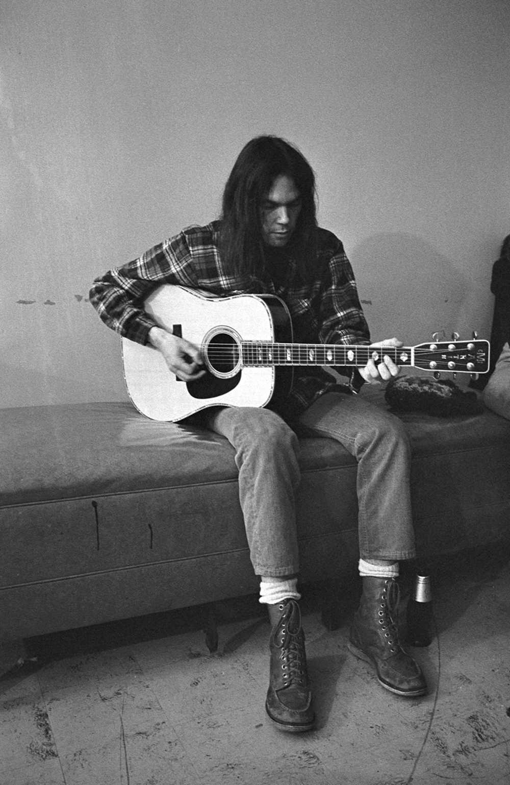 Wanderlust - Neil Young Trivia Neil Percival Young born on...